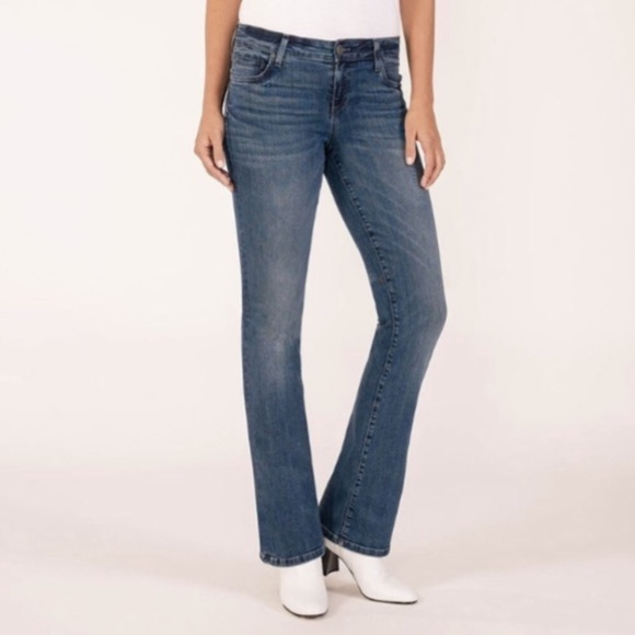 Kut from the Kloth Denim - Kut From The Kloth Boot Cut Jean High Rise size 10